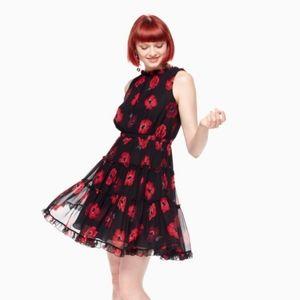 《KATE SPADE》poppy dress